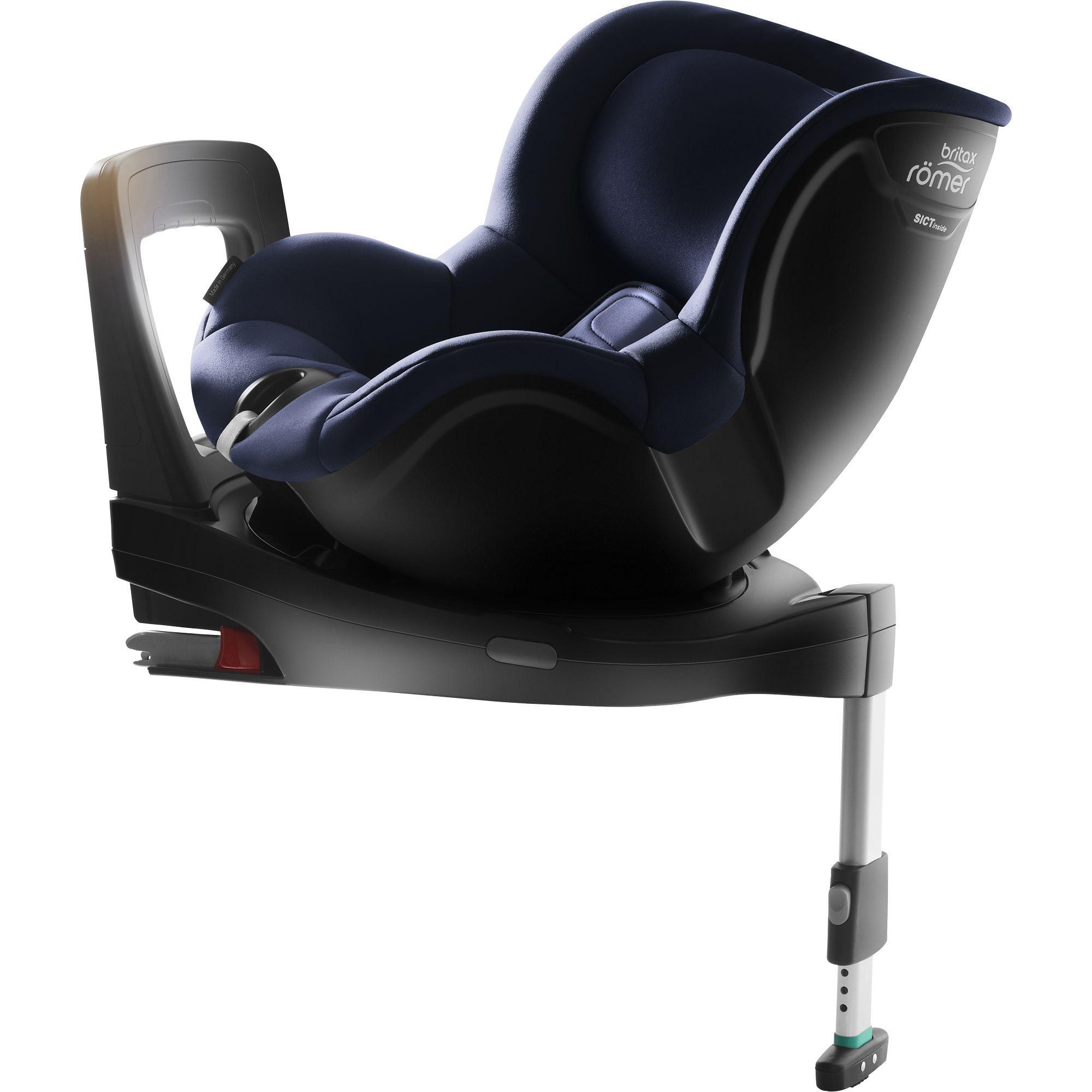BRITAX-ROMER Dualfix I-size Moonlight Blue Autosedačka