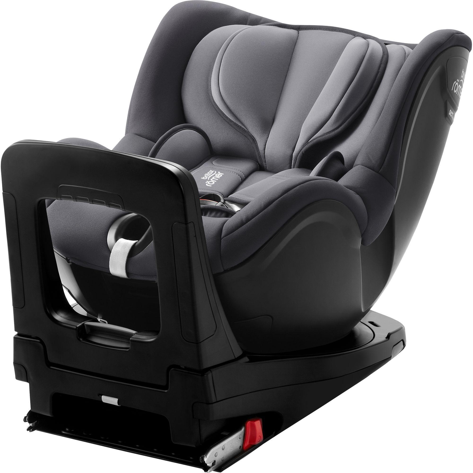 BRITAX-ROMER Dualfix I-size Storm Grey Autosedačka