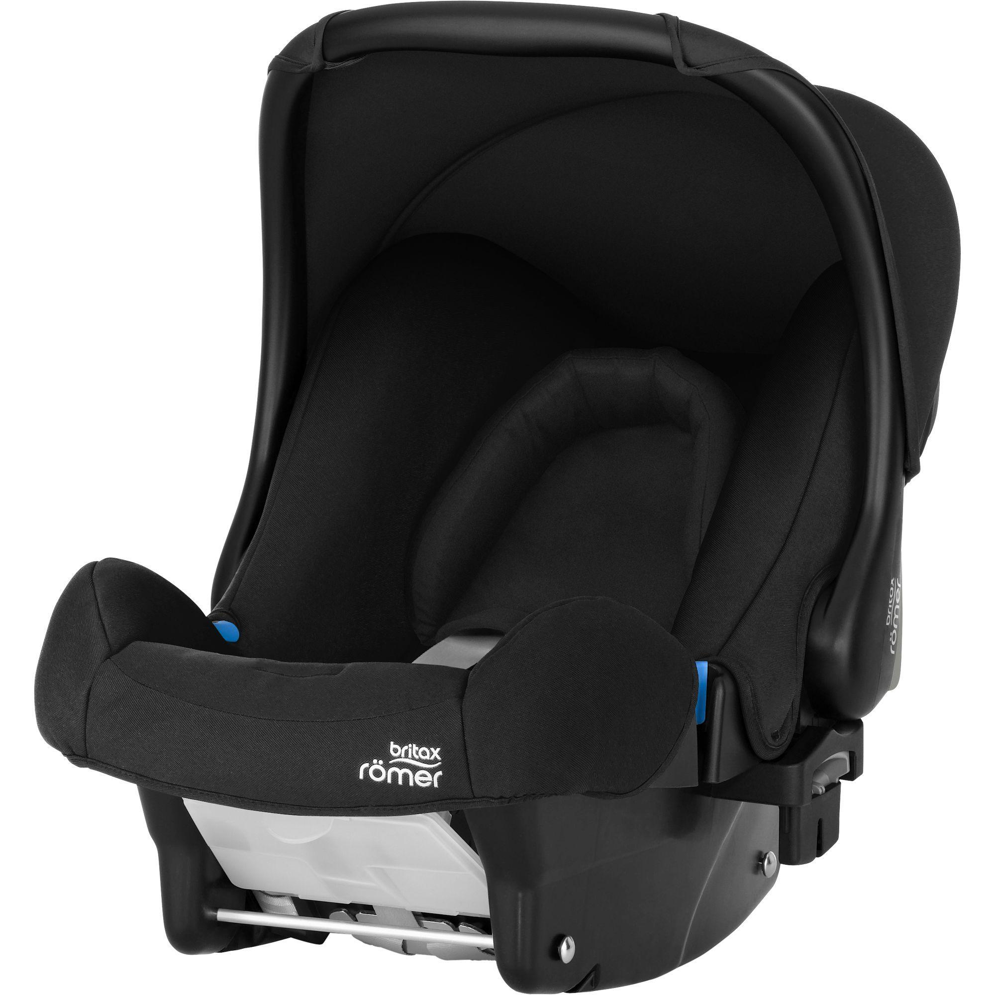 BRITAX-ROMER BabySafe Cosmos Black Autosedačka