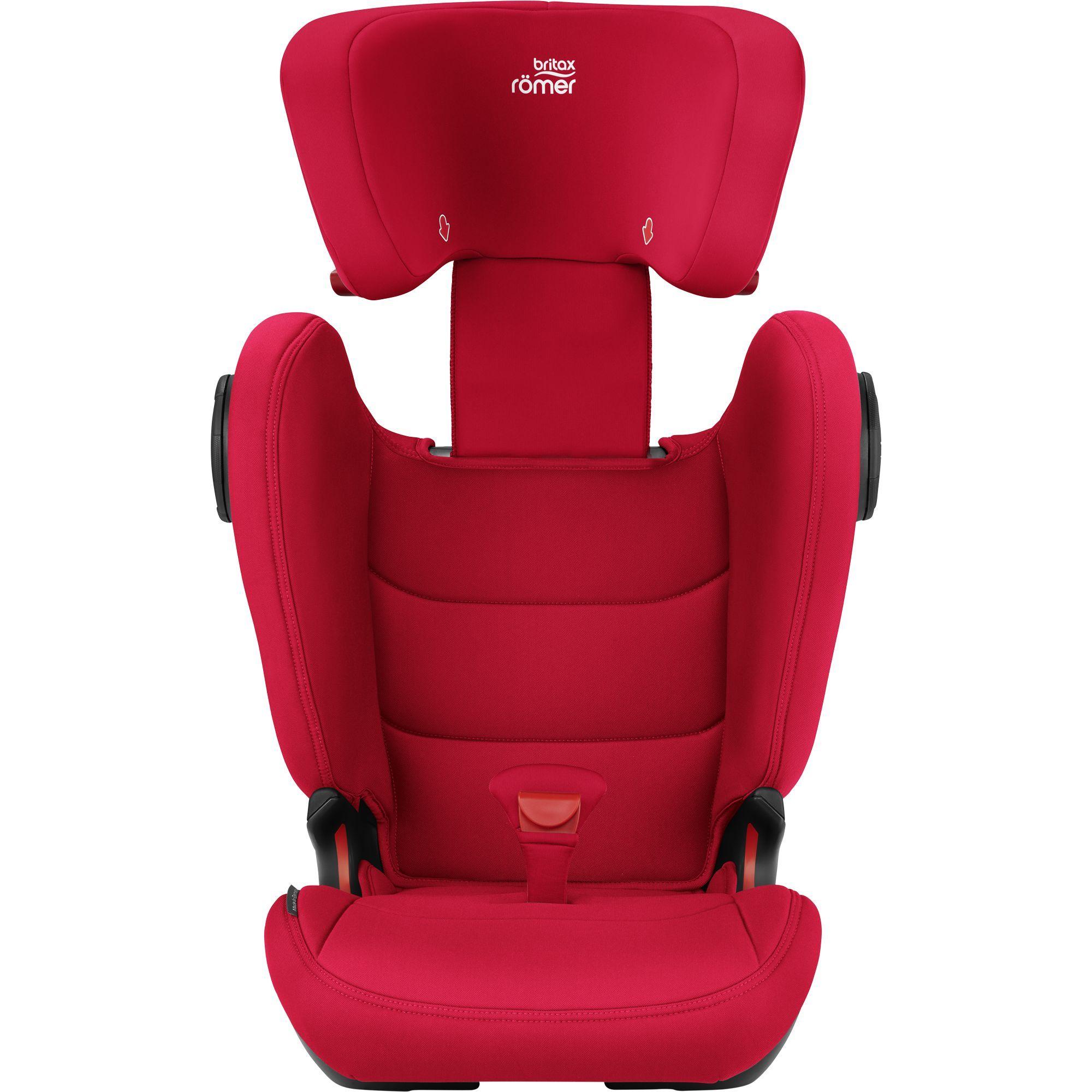 BRITAX-ROMER Kidfix III M Fire Red Autosedačka