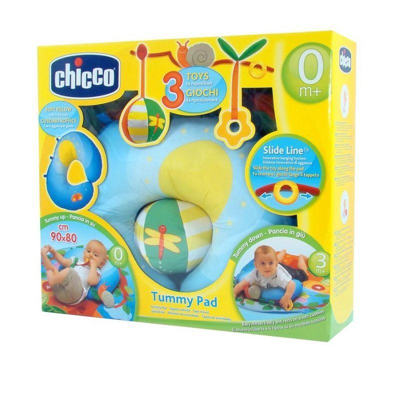 CHICCO Hracia deka Tummy Pad