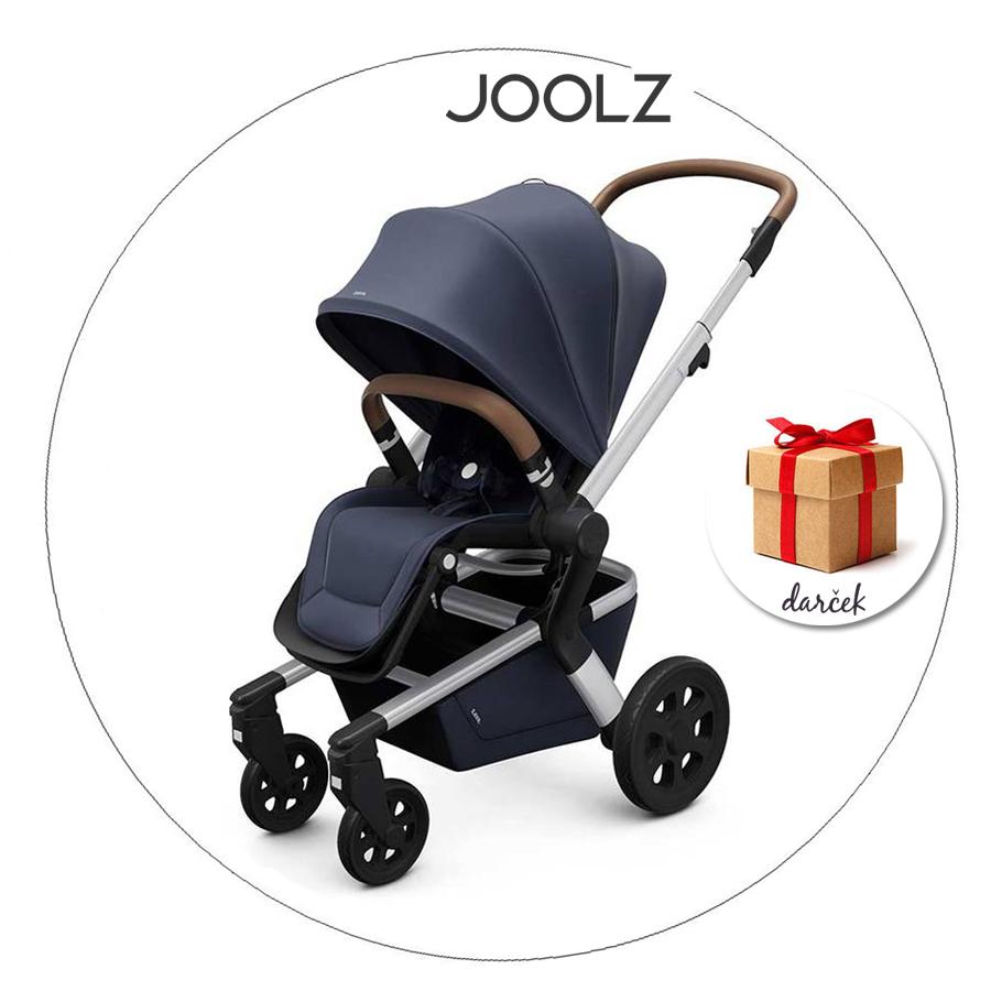 JOOLZ Hub športový kočík classic blue