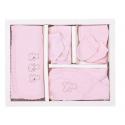 KITIKATE Novorodenecký 10-dielny set Organic Pink