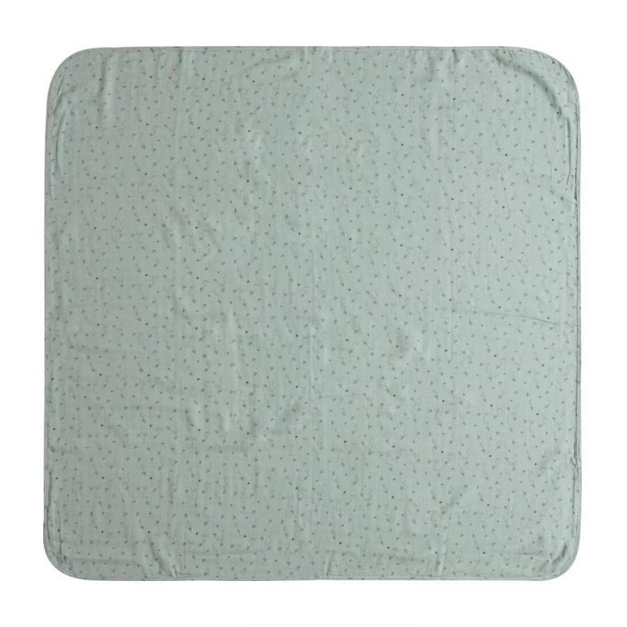 BÉBÉ JOU Mušelínová plienka 110 x 110 cm Fabulous Paper Planes
