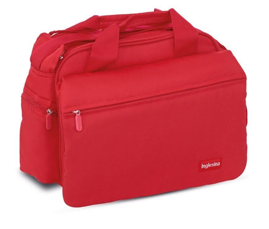 INGLESINA Prebaľovacia taška MY BABY BAG red