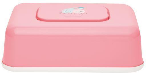 BÉBÉ JOU Box na čistiace obrúsky blush baby