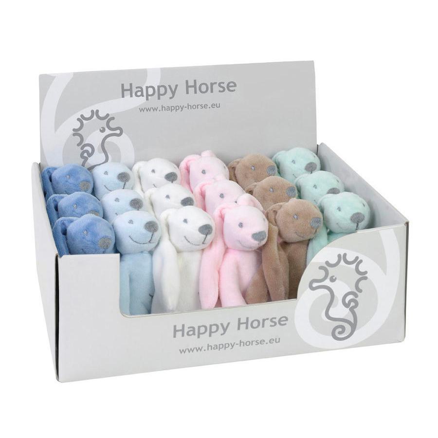 HAPPY HORSE Richie mini Hnedý