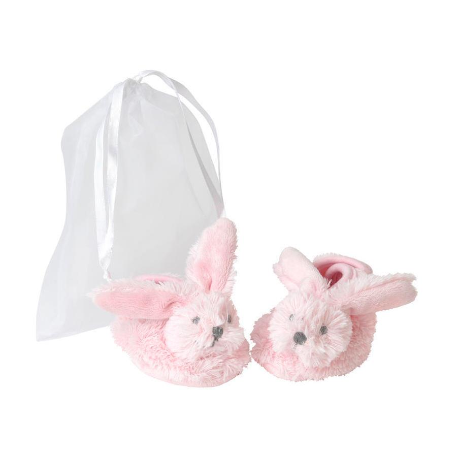 HAPPY HORSE Papučky králik Richie Ružové