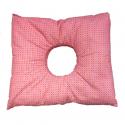 BABYMATEX Popôrodný vankúš Ružový karovaný