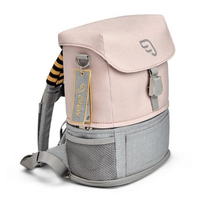 STOKKE JetKids Crew Backpack - batoh do lietadla Pink Lemonade