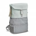 STOKKE JetKids Crew Backpack - batoh do lietadla Green Aurora