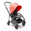 BUGABOO Bee 5 complete NOIR/CORAL