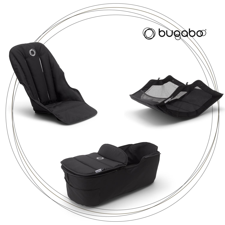 BUGABOO Fox 2 Style Set Black