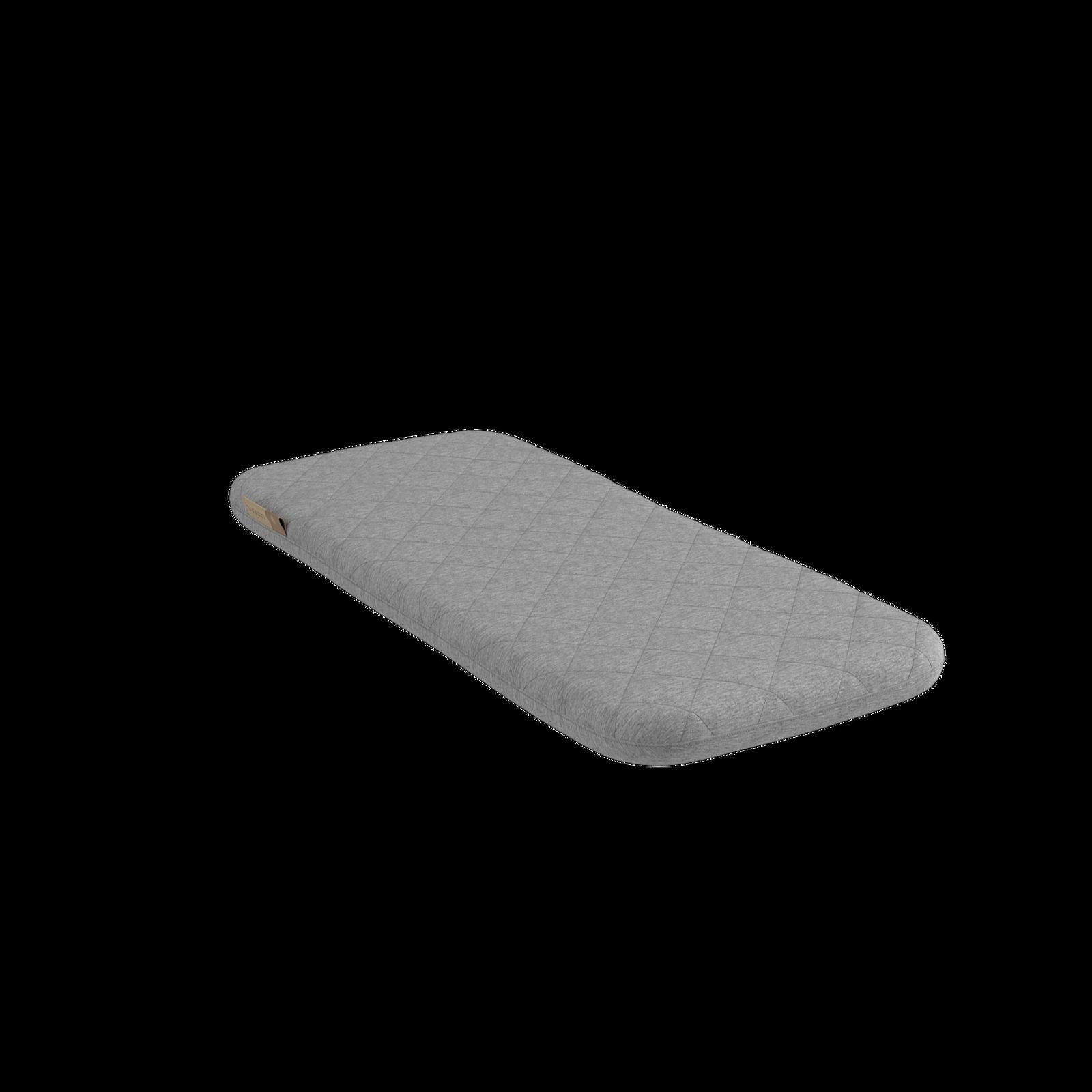 BUGABOO Poťah na matrac do kočíka Grey Melange