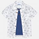 MAYORAL Košeľa Blanco č. 80