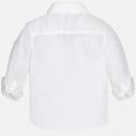 MAYORAL Košeľa Bianco č. 74