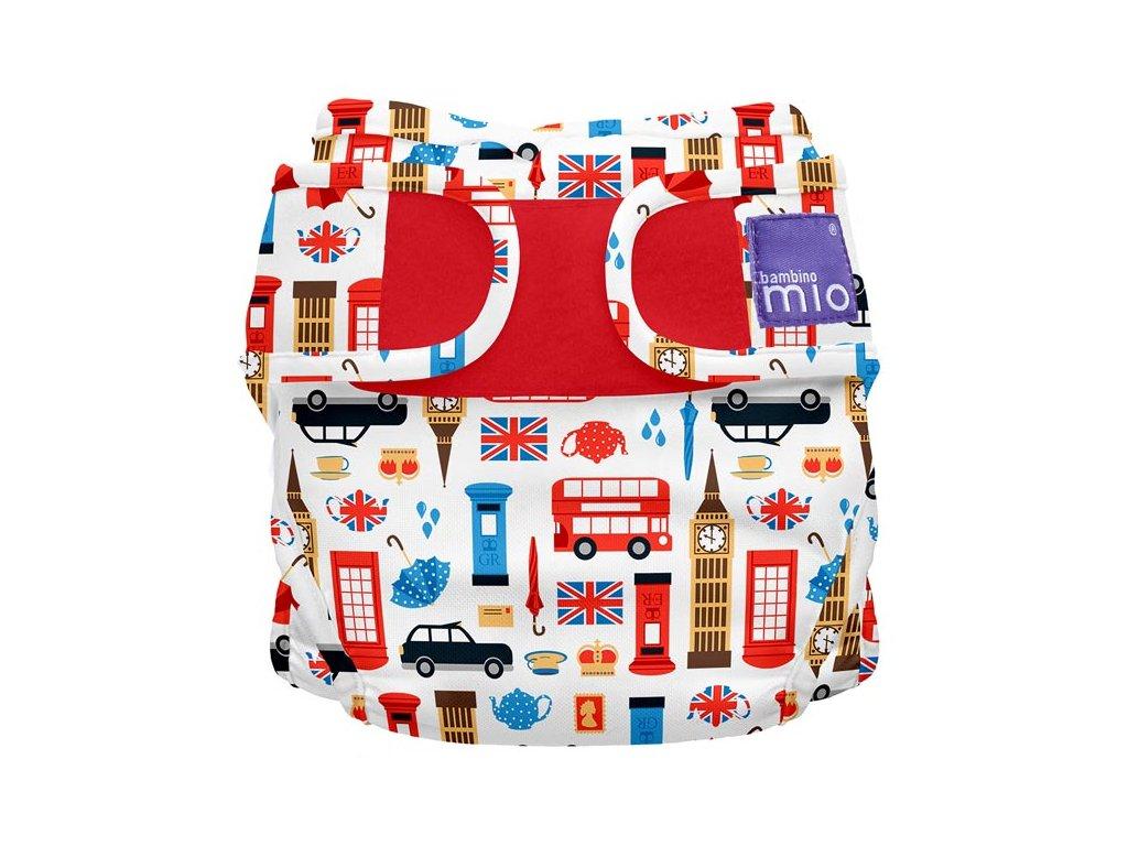 BAMBINO MIO Mio soft Plienkové nohavičky Great Britain veľ. 1