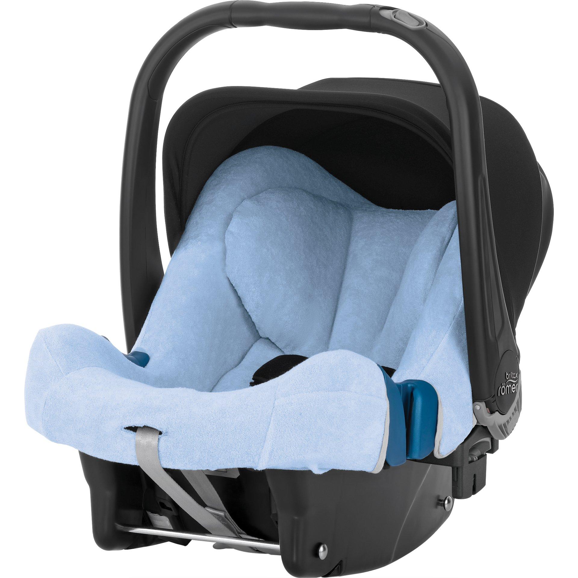 BRITAX-ROMER Letný poťah Baby-Safe Plus I /SHR I Blue