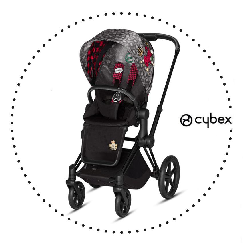 CYBEX Priam športový kočík - Rebellious
