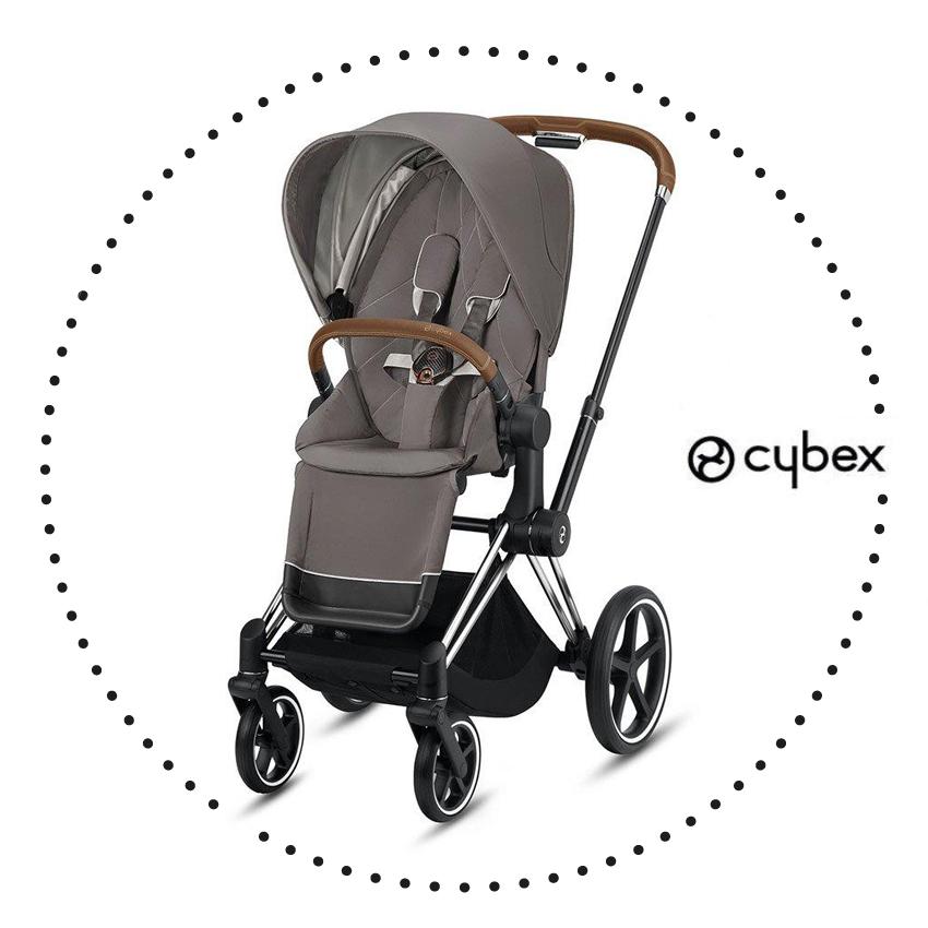 CYBEX Priam športový kočík - Soho grey