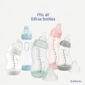 DIFRAX Náhradný ventil pre dojčenské fľaše Difrax 2 ks