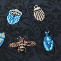 CYBEX Hlboká Vanička Lux Mios Jewels of nature