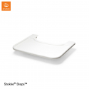 STOKKE Steps jedálenská stolička natural, sedák white, baby set white, pultík white