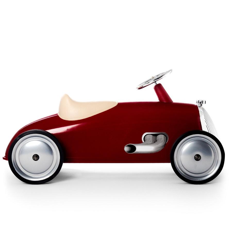 BAGHERA Odrážadlo Rider Red