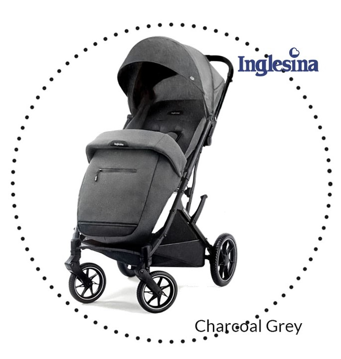 INGLESINA Maior Charcoal Grey