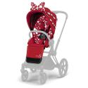 CYBEX PRIAM Jeremy Scott Petticoat Red - seat pack