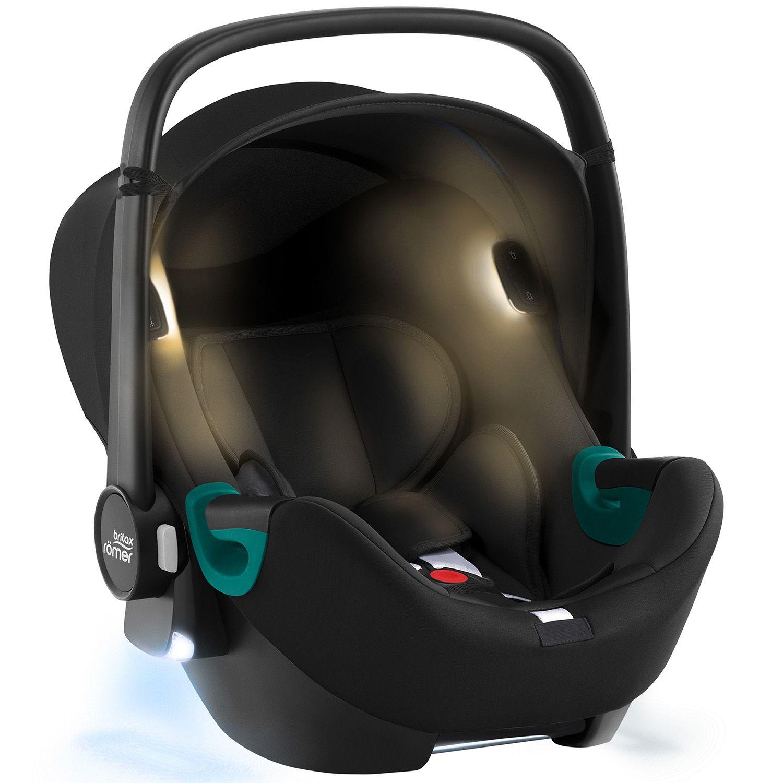 BRITAX-ROMER Baby-Safe iSense ( I-size ) - Space Black