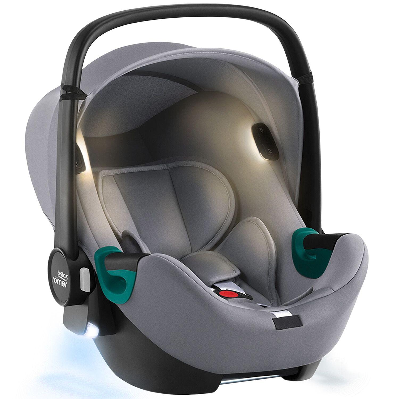 BRITAX-ROMER Baby-Safe iSense ( I-size ) - Frost Grey