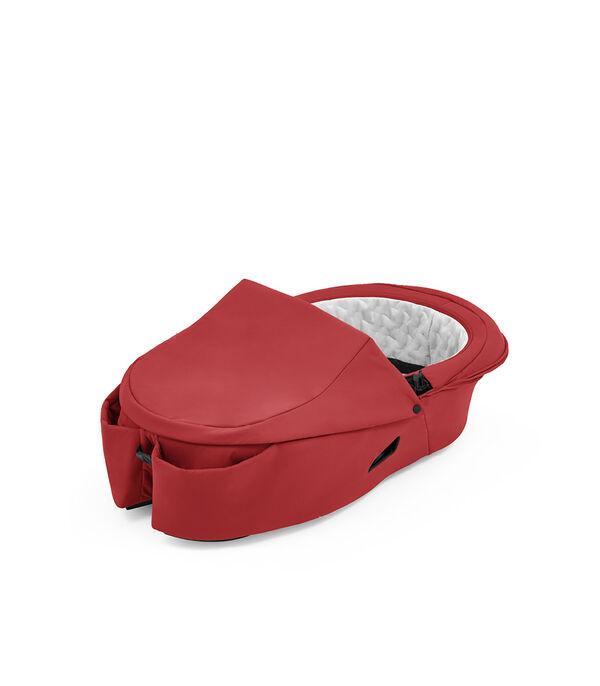STOKKE Xplory X hlboká vanička ruby red