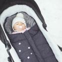 FILLIKID Fusak zimný Askja SMALL darkgrey melange