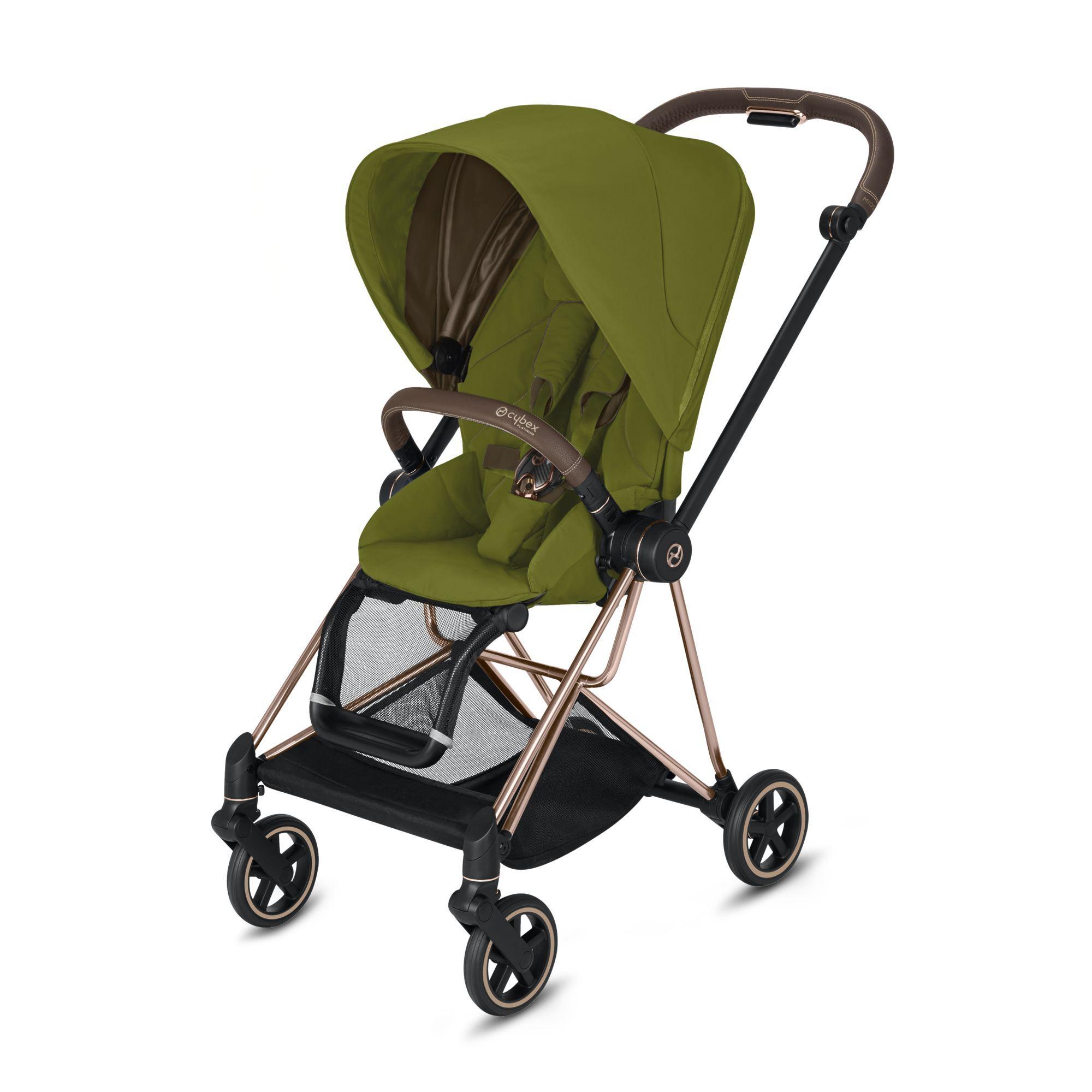 CYBEX MIOS Khaki Green - seat pack