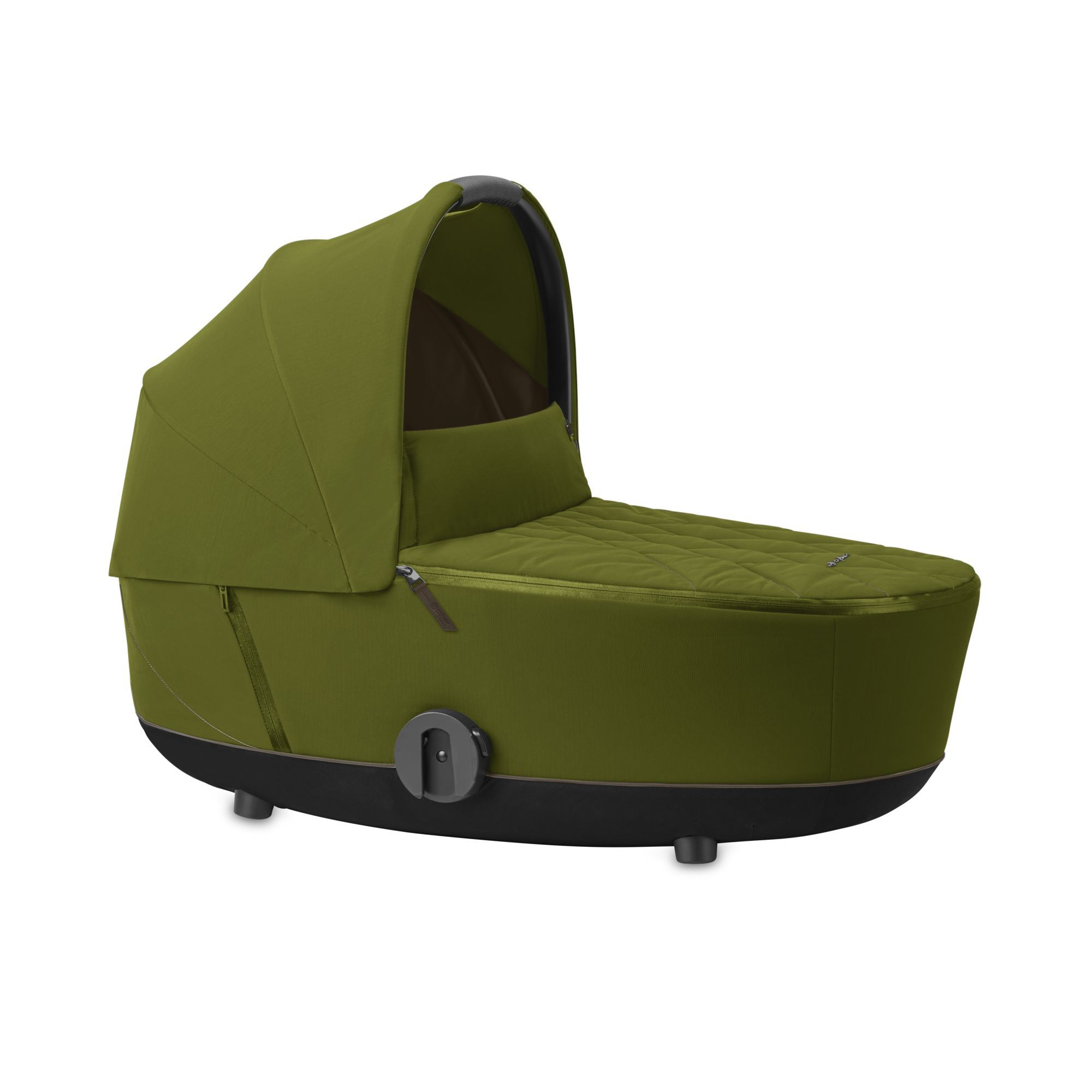 CYBEX MIOS Khaki Green - hlboká vanička