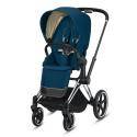 CYBEX PRIAM Mountain Blue - seat pack