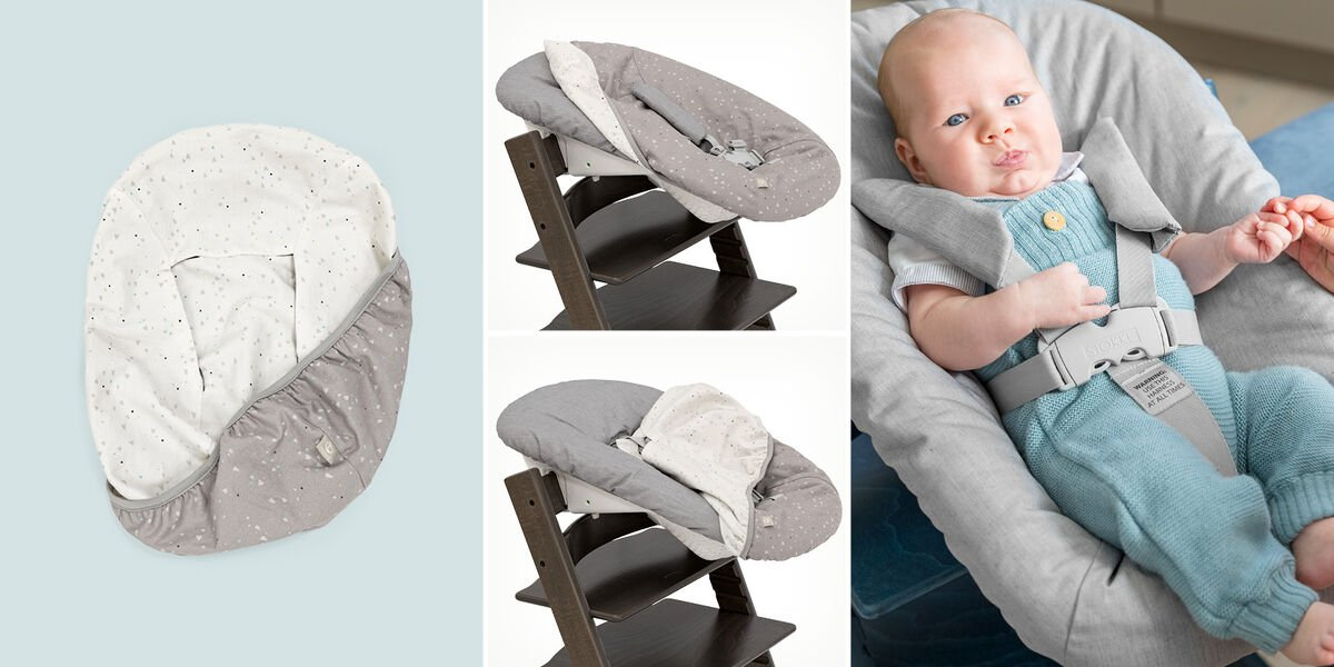 STOKKE Tripp Trapp set textílii pre newborn set new sweet heart