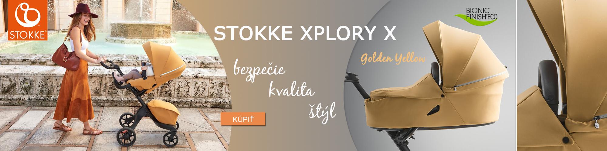 Stokke Xplory X