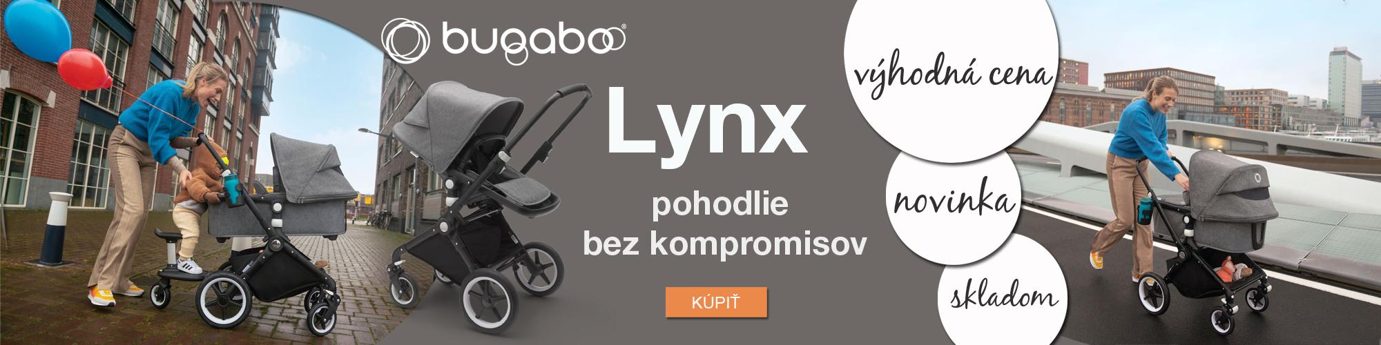 Bugaboo Lynx
