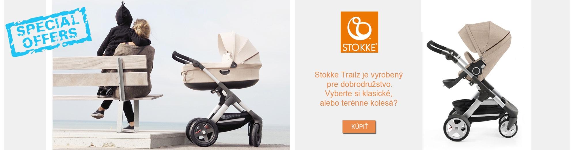 STOKKE Trailz