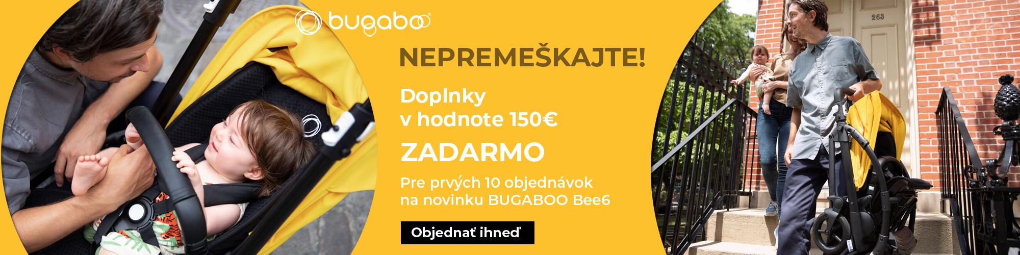 Bugaboo Bee6